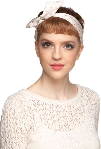 ModCloth Through The Wire Headband in Bows - Lyst