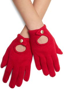 ModCloth The Power Of Gloves - Lyst