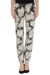 D&G Denim Trousers - Lyst