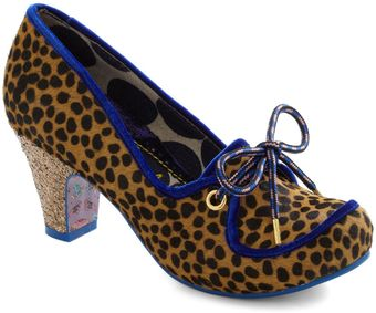 ModCloth A Lot Going For You Heel - Lyst