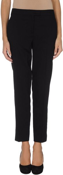 See By Chloé Casual Trouser - Lyst