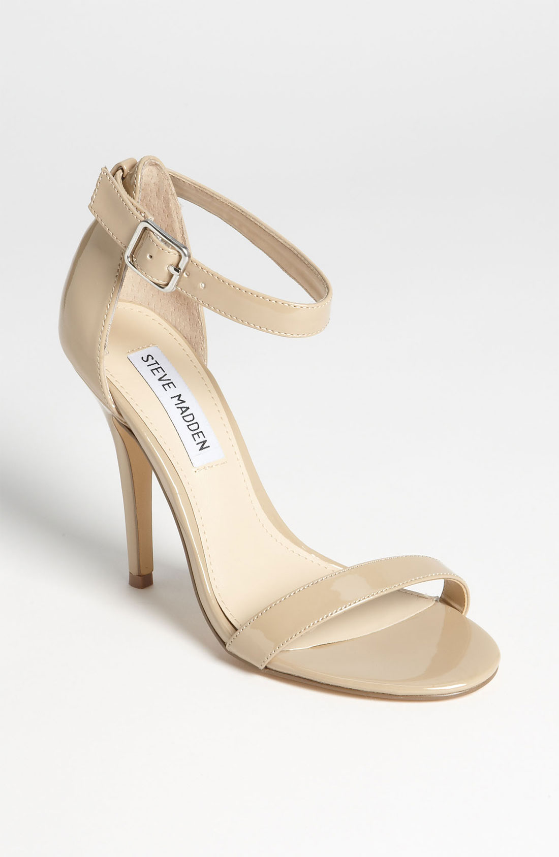 Simple Nude Heels - Is Heel