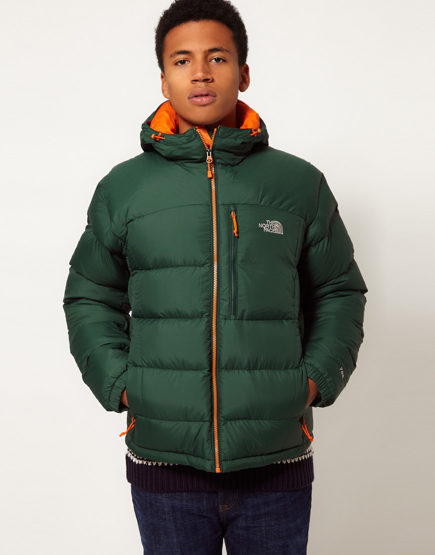 Lyst - The North Face The North Face Argento Hooded Jacket Noah ... 8fb4db240