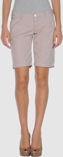 Tommy Hilfiger Denim Bermuda Shorts - Lyst
