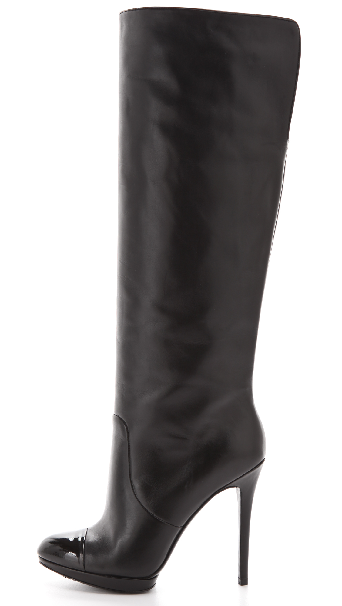 B Brian Atwood Cowboy Knee-High Boots best store to get cheap price outlet largest supplier Uf20t0W