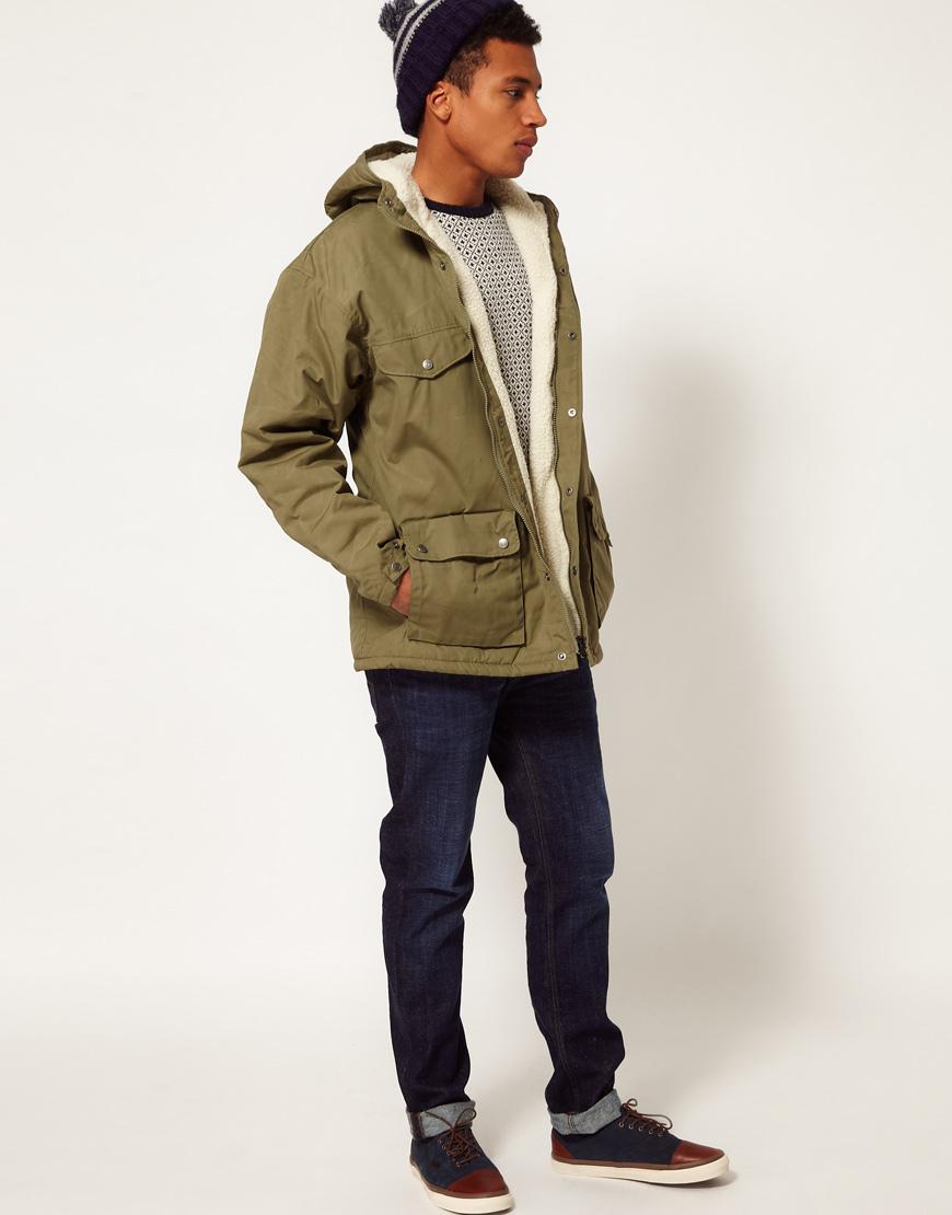 Fjallraven Greenland Winter Jacket In Green For Men Lyst