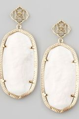Kendra Scott Danielle Earrings  - Lyst