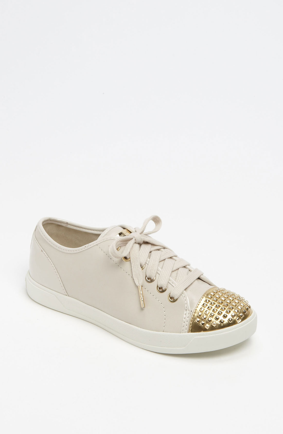 Michael Kors Gold Tennis Shoes