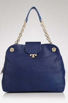 Tory Burch Satchel Megan - Lyst