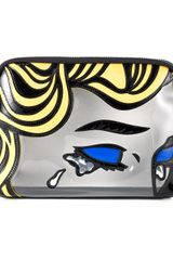 3.1 Phillip Lim Break Up 31 Minute Cosmetic Bag - Lyst