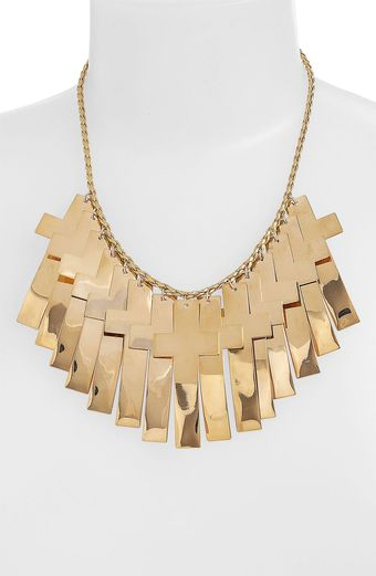 Belle Noel Empyrean Statement Necklace - Lyst