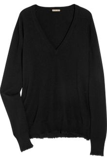 Bottega Veneta Oversized Cashmere Sweater - Lyst