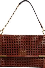 Chloé Perforated Medium Sennen Bag