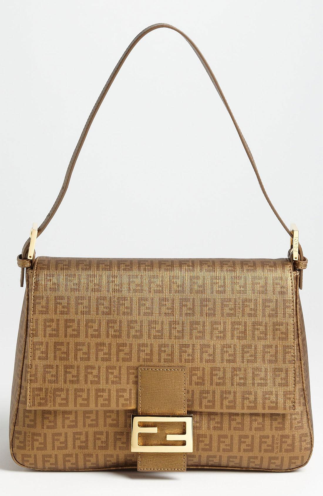 Fendi Forever Zucca Mini Shoulder Bag 73
