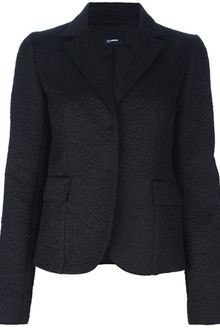 Jil Sander Navy Slim Fit Blazer Jacket - Lyst