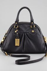 Marc By Marc Jacobs Classic Q Baby Aiden Satchel Bag Black - Lyst
