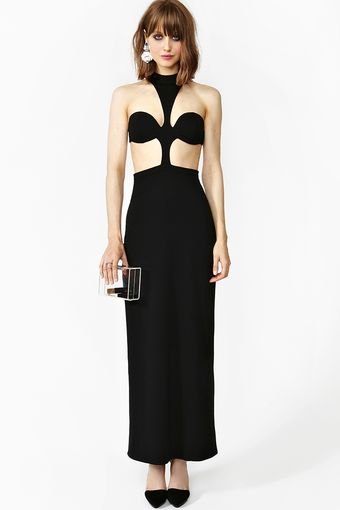 Nasty Gal Venus Maxi Dress  - Lyst