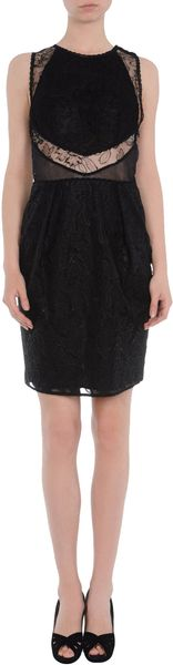 Stella McCartney Short Dress - Lyst