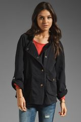 Textile Elizabeth And James Textile Elizabeth James Kelsey Parka - Lyst