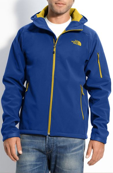 The North Face Apex Android Hoodie in Blue for Men (bolt blue) | Lyst
