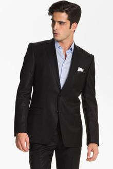 Versace Versace Trim Fit Wool Suit - Lyst