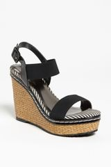 Charles By Charles David Tapia Wedge Sandal Online Exclusive - Lyst