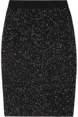Giambattista Valli Bouclétweed Pencil Skirt - Lyst
