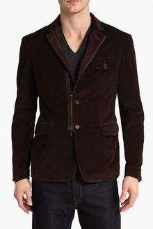 John Varvatos Stretch Cotton Jacket - Lyst