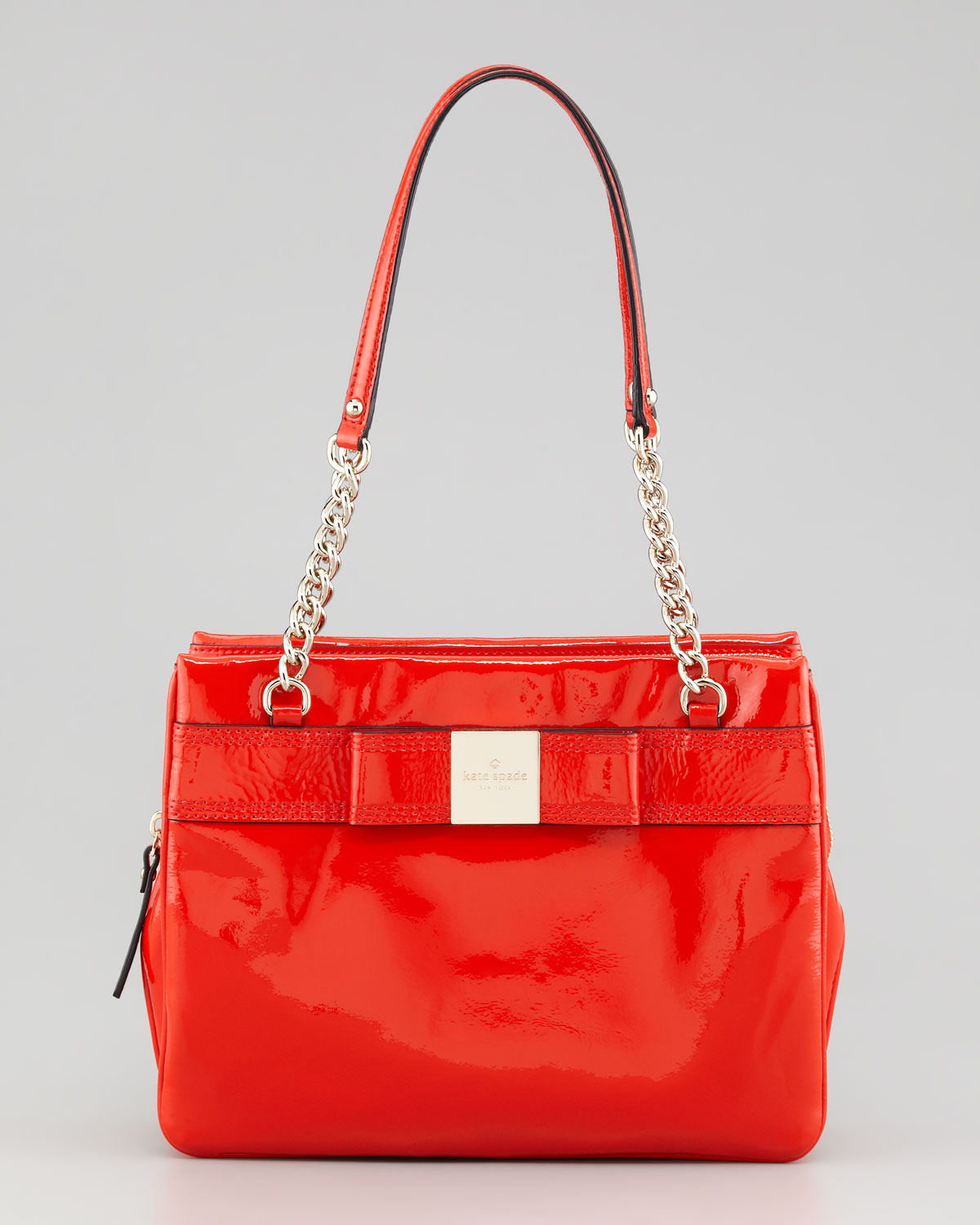 Kate Spade New York Primrose Hill Patent Leather Shoulder Bag 63