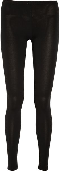 Splendid Stretchjersey Leggings - Lyst