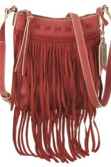 Nine West Fringe Benefits Crossbody - Lyst