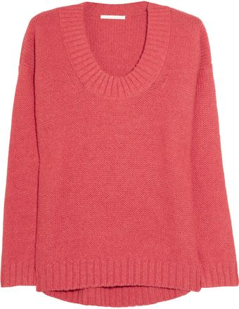 Donna Karan New York Alpacablend Sweater - Lyst