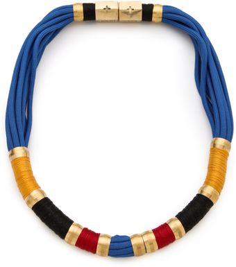 Holst + Lee Pharoah Necklace - Lyst