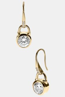Michael by Michael Kors Brilliance Drop Earrings - Lyst