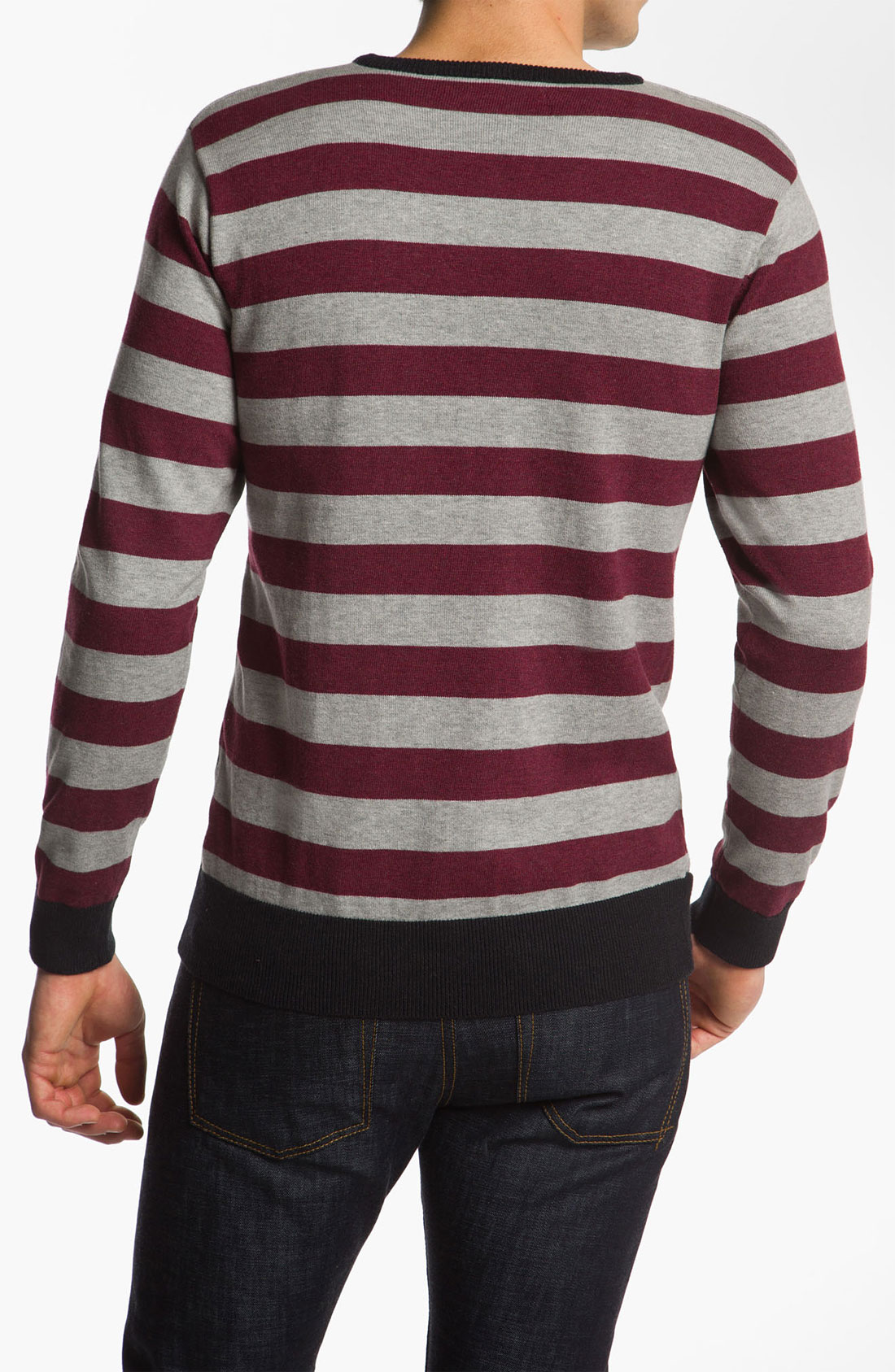 Circle Sweater: Volcom Other Circle Crewneck Sweater For Men