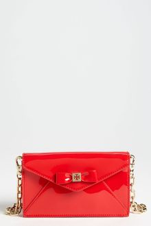 Tory Burch Bow Envelope Crossbody Bag - Lyst