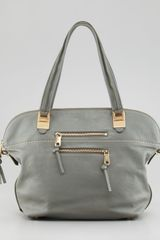 Chloé Angie Large Shoulder Bag Toscano Cypress - Lyst