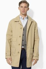 Ralph Lauren  Bedford Kingsbrook Cotton Jacket - Lyst