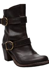 Fiorentini + Baker Double Buckle Boot - Lyst