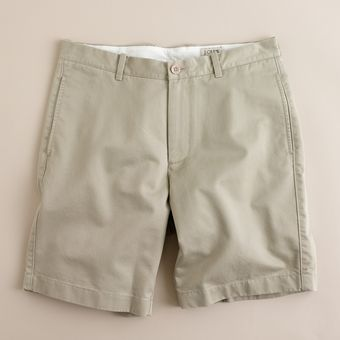 J.Crew 9 Essential Chino Short - Lyst