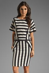 Marc By Marc Jacobs Resort Scooter Stripe Dress - Lyst