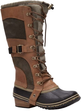 Sorel Conquest Carly Tall Boot - Lyst