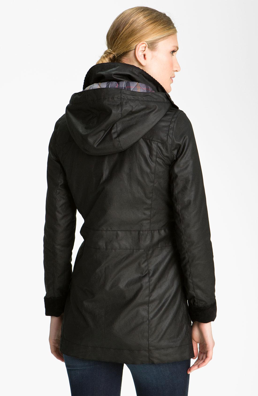 Barbour Buttermere Waterproof Duffle Coat Online Exclusive in ...