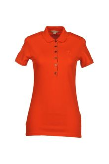 Burberry Brit Polo Shirt - Lyst