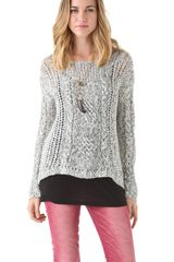 Free People West End Pullover - Lyst