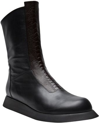 Camilla Skovgaard Hightop Shield Boot - Lyst