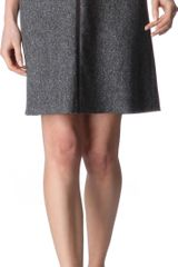 Hugo Boss Maegan Tweed Skirt - Lyst
