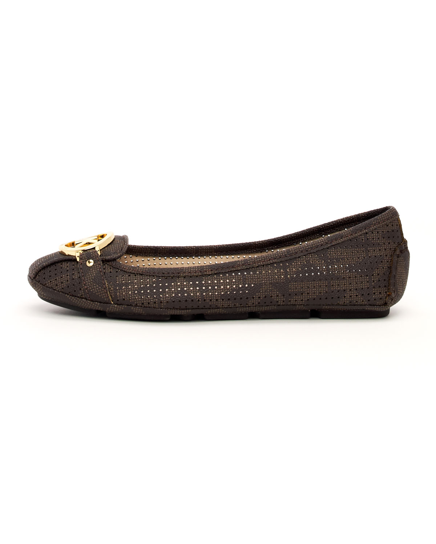 Michael Kors Fulton Brown Shoes