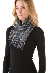Missoni Loop Scarf - Lyst