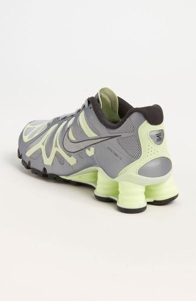 Nike Shox Turbo 13 Black Volt